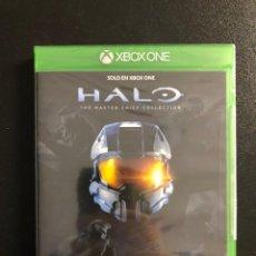 Xbox One: HALO: THE MASTER CHIEF COLLECTION XBOX ONE PRECINTADO!!. Lote 187468996