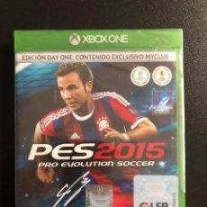 Xbox One: PES 2015: PRO EVOLUTION SOCCER XBOX ONE PRECINTADO!!!. Lote 187469017