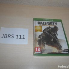 Xbox One: XBOX ONE - CALL OF DUTY ADVANCED WARFARE , PAL ESPAÑOL , PRECINTADO. Lote 187531450