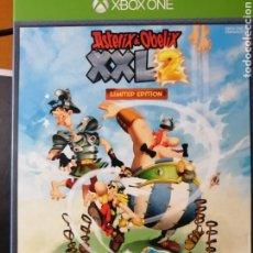 Xbox One: JUEGO ASTÉRIX Y OBÉLIX XXL PARA MICROSOFT XONE. Lote 189302341