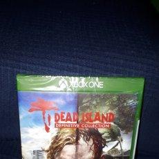 Xbox One: DEAD ISLAND XBOX ONE PRECINTADO. Lote 189807303