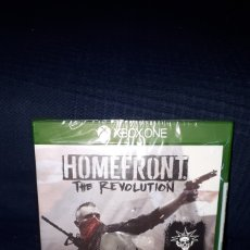 Xbox One: HOMEFRONT THE REVOLUTION XBOX ONE PRECINTADO. Lote 189807415