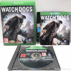 Xbox One: WATCH DOGS XBOX ONE. Lote 190353838