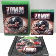 Xbox One: ZOMBI XBOX ONE. Lote 190353926