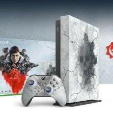 Xbox One: X BOX ONE X GEARS 5 1 TB EDICION LIMITADA ESTADO NUEVO MAS ARTICULOS PRECIO NEGOCIABLE . Lote 191321582