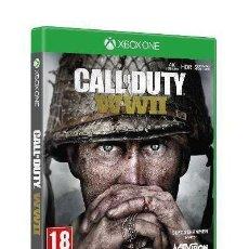 Xbox One: CALL OF DUTY WWII VIDEO-JUEGO XBOX ONE PRECINTADO EDICION ESPAÑOLA. Lote 191678126