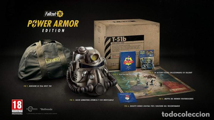 Xbox One: Fallout 76 Power Armor Edition - Foto 1 - 194010328