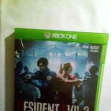 Xbox One: RESIDENT EVIL 2 REMAKE (2019) XBOX ONE.. Lote 194129477