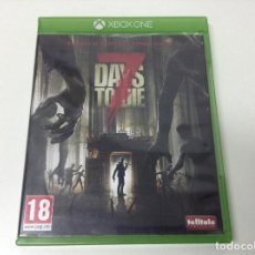Xbox One: 7 DAYS TO DIE. Lote 194349318