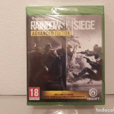 Xbox One: RAINBOW SIX, SIEGE (ADVANCED EDITION) - VIDEOJUEGO XBOX ONE A ESTRENAR (PAL ESP). Lote 194540762