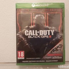 Xbox One: CALL OF DUTY, BLACK OPS 3 (EDICION ZOMBIES CHRONICLES) - VIDEOJUEGO XBOX ONE A ESTRENAR (PAL ESP). Lote 194624388