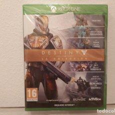Xbox One: DESTINY, LA COLECCION - VIDEOJUEGO XBOX ONE A ESTRENAR (PAL ESP). Lote 194625983