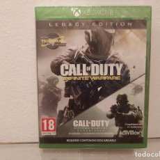 Xbox One: CALL OF DUTY, LEGACY EDITION - VIDEOJUEGO XBOX ONE A ESTRENAR (PAL ESP). Lote 194627240
