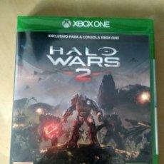 Xbox One: XBOX ONE JUEGO HALO WARS 2 VERSIÓN PORTUGUESA NUEVO. Lote 195234882