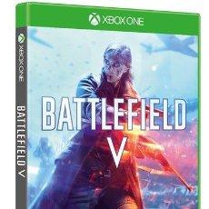 Xbox One: BATTLEFIELD V VIDEO-JUEGO XBOX ONE SELLADO EDICION ESPAÑOLA. Lote 195368103