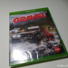 Xbox One: GRAVEL ( XBOX - ONE ) ESPAÑA - PRECINTADO!. Lote 198708326