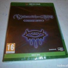 Videojogos e Consolas: NEVERWINTER NIGHTS ENHANCED EDITION PAL ESPAÑA XBOX ONE NUEVO PRECINTADO. Lote 200257192