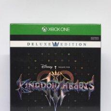 Xbox One: KINGDOM HEARTS III DELUXE EDITION XBOX ONE PRECINTADO. Lote 202277792
