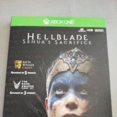 Xbox One: HELLBLADE SENUA'S SACRIFICE XBOX ONE - NUEVO. Lote 202701351