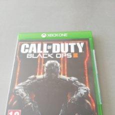 Xbox One: CALL OF DUTY BLACK OPS III XBOX ONE - NUEVO. Lote 202802318