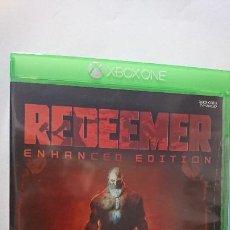 Xbox One: REDEEMER ENHANCED EDITION XBOX ONE PAL U.K. Lote 203831356