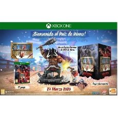 Xbox One: ONE PIECE: PIRATE WARRIORS 4 - KAIDO COLLECTOR'S EDITION - MICROSOFT XBOX ONE PAL ESPANA. Lote 204440916