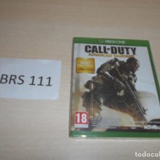 Xbox One: XBOX ONE - CALL OF DUTY ADVANCED WARFARE , PAL ESPAÑOL , PRECINTADO. Lote 205689127