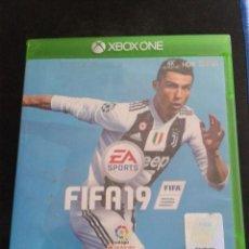 Xbox One: FIFA 19 XBOX ONE. Lote 208179477