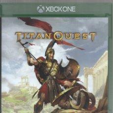 Xbox One: TITAN QUEST. Lote 209185942