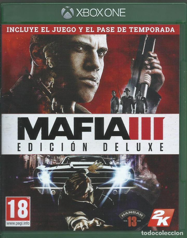 MAFIA III (EDICION DELUXE) (Juguetes - Videojuegos y Consolas - Xbox One)