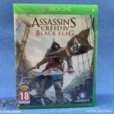 Xbox One: VIDEOJUEGO - XBOX ONE - ASSASSIN´S CREED IV - BLACK FLAG - NUEVO PRECINTADO. Lote 210024468