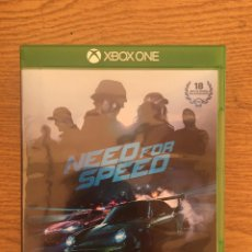 Xbox One: NEED FOR SPEED XBOX ONE. Lote 210663786