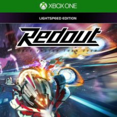 Xbox One: REDOUT (LIGHTSPEED EDITION) VIDEO-JUEGO XBOX ONE SELLADO CARRERAS. Lote 211866227