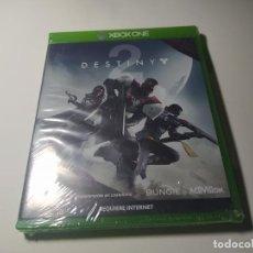 Xbox One: DESTINY 2 ( XBOX ONE - PAL - ESP) NUEVO!. Lote 216809790