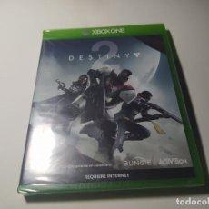 Xbox One: DESTINY 2 ( XBOX ONE - PAL - ESP) NUEVO! (1). Lote 216809812