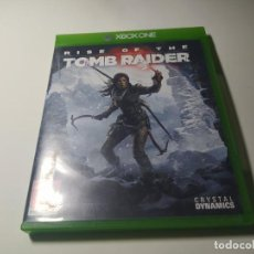 Xbox One: RISE OF THE TOMB RAIDER ( XBOX ONE - PAL - EURO). Lote 216810257