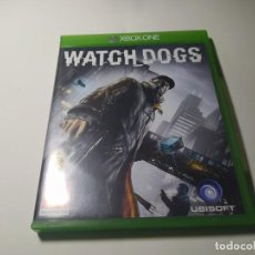 Xbox One: WATCH DOGS ( XBOX ONE - PAL - EURO). Lote 216810278