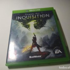 Xbox One: DRAGON AGE INQUISITION ( XBOX ONE - PAL - EURO). Lote 216810513