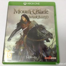 Xbox One: MOUNT & BLADE WARBAND. Lote 217846698