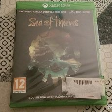 Xbox One: SEA OF THIEVES XBOX ONE PAL ESPAÑA PRECINTADO. Lote 218061576