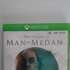 Xbox One: THE DARK PICTURES ANTHOLOGY MAN OF MEDAN XBOX ONE PAL ESPAÑA. Lote 218192455