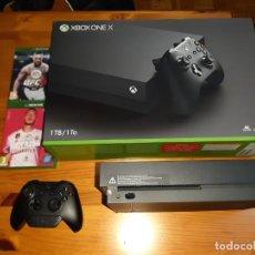 Xbox One: XBOX ONE X DE 1TB. Lote 218225208