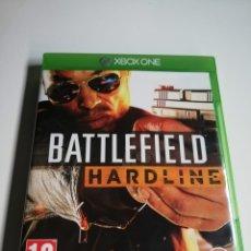 Xbox One: BATTLEFIELD HARDLINE XBOX ONE. Lote 218341128