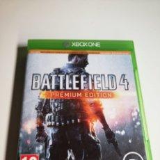 Xbox One: BATTLEFIELD 4 PREMIUM EDITION XBOX ONE. Lote 218341216