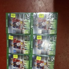 Xbox One: LOTE 10 JUEGOS XBOX ONE FIFA 16 PRECINTADOS VERSIÓN EXTRANJERA ORIGINALES. Lote 218439955