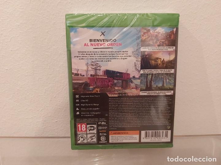 Xbox One: Far Cry New Dawn - VIDEOJUEGO XBOX ONE A ESTRENAR (PAL ESP) - Foto 2 - 218726060