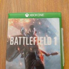 Xbox One: XBOX ONE BATTLEFIELD 1. Lote 219697413