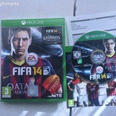 Xbox One: FIFA 14 XONE XBOX ONE X-BOX KREATEN. Lote 219827595