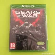 Xbox One: GEARS OF WAR ULTIMATE PRECINTADO XBOX ONE. Lote 220499426