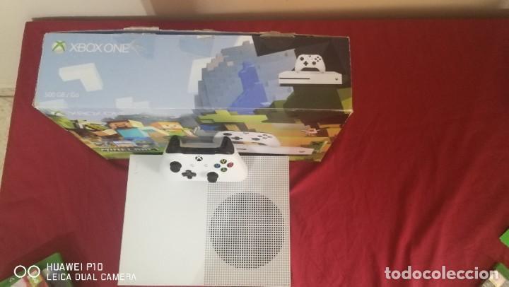 Xbox One: Consola Microsoft Xbox One S - Foto 3 - 221301915